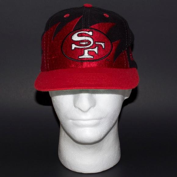 67669ff508212 Logo Athletic Other - Vintage San Francisco 49ers Logo Athletic Hat